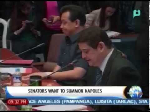 NewsLife: Senators want to summon Napoles || April 23. 2014