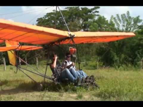 Aprende a Volar Aviones Ultralivianos