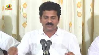 Revanth Reddy Fires On CM KCR Over Poor Quality Bathukamma Sarees Distribution | Mango News - MANGONEWS