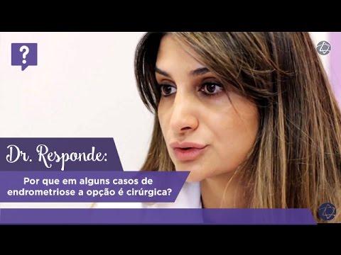 Endometriose - Por que em alguns casos a opção é cirúrgica?