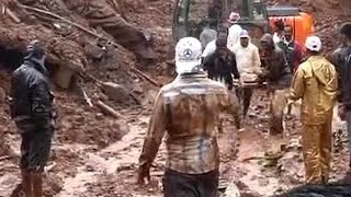 10 killed, nearly 170 feared trapped after landslide near pune - NDTVINDIA