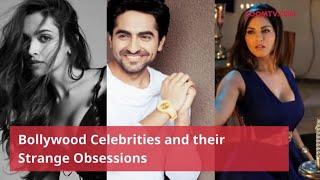 Bollywood actors with strange obsessions | Salman, Ajay, Deepika, Ranveer, Priyanka, Saif & others - ZOOMDEKHO