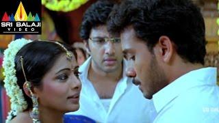 Bet Movie Bharath Sacrificing his Love Scene || Bharath, Priyamani - SRIBALAJIMOVIES