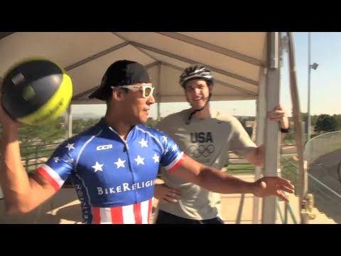 Olympic Trick Shots | Dude Perfect