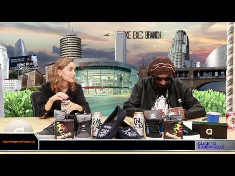 Iza Lach & Snoop Dogg odkrywają inne stany świadomości?