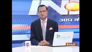 Aaj Ki Baat with Rajat Sharma | 19th April, 2018 - INDIATV