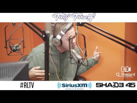Your Old Droog - Your Old Droog Freestyles On Shade 45