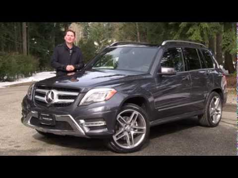 Today's Drive with Zack Spencer: 2014 Mercedes-Benz GLK