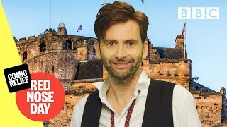 David Walliams' The calendar of DAVES for Daves everywhere - Comic Relief 2019 - BBC