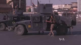 US Not Taking Sides in Iraqi-Kurdish Skirmishes - VOAVIDEO