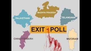 5 राज्यों के लिए Exit Poll जारी, राजस्थान में कांग्रेस आगे, मध्य प्रदेश में कांटे की टक्कर - ITVNEWSINDIA