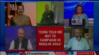 Will Narendra Modi get benefits from Owaisi Vs Rahul Gandhi War? The X Factor - NEWSXLIVE