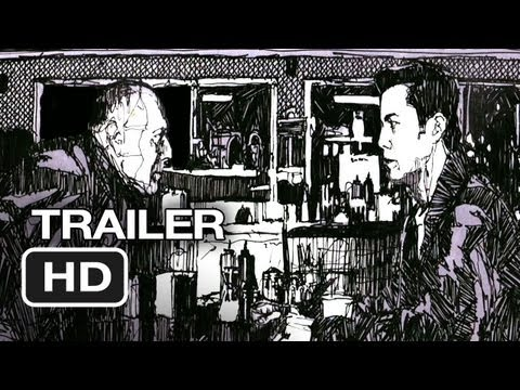 Looper Official Trailer #3 - Animated (2012) - Joseph Gordon-Levitt, Bruce Willis Movie HD