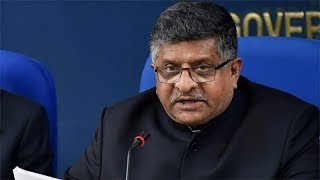 Government to reimburse MDR upto Rs 2,000 to merchants, banks: Ravi Shankar Prasad - TIMESOFINDIACHANNEL
