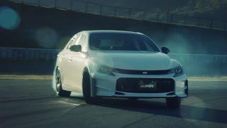 """تويوتا تكشف عن سيارتها جيرمن مارك اكس محدودة الإنتاج """"تقرير وصور"""""""