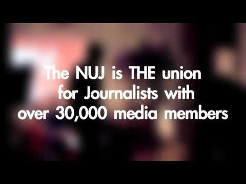 Join the NUJ today
