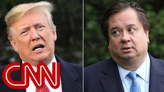 Trump escalates fued with Kellyanne Conway's husband - CNN