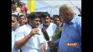 Hardik Patel's close aides join BJP - INDIATV