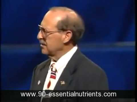 Dr Wallach High Blood Pressure and Why All 90 Essential Nutrients are Key
