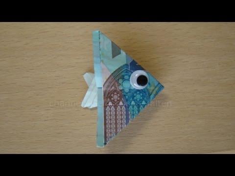 Geldscheine Falten Fisch Download mp3