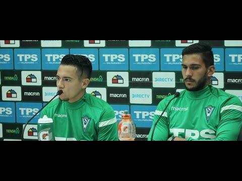 #WanderersTV: Conferencia de prensa Matías Fernández y Mario López 15/05/2019