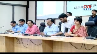 GHMC Arrangements for Christamas Festival | Distribution Of Gift packets On 18,19,20th Dec |CVR News - CVRNEWSOFFICIAL