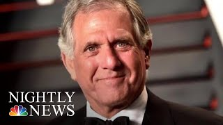 Ousted CBS Chief Les Moonves Won't Get $120M Payout | NBC Nightly News - NBCNEWS