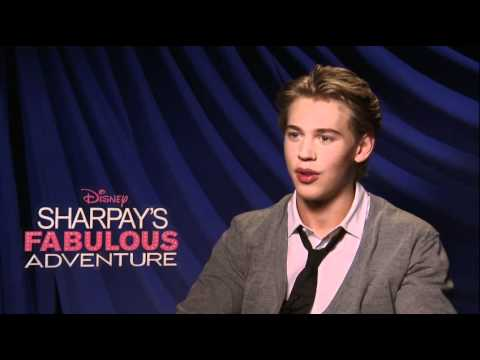 Sharpay's Fabulous Adventure's Austin Butler - Generic Interview (Part 2)