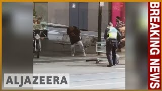 Australia: Police say Melbourne stabbing attack is 'terrorism' | Al Jazeera English - ALJAZEERAENGLISH