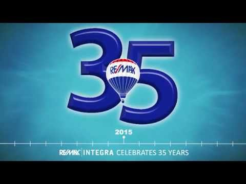 Celebrating 35 Years of RE/MAX INTEGRA