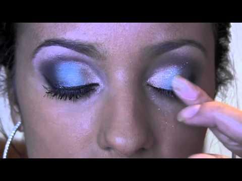 Maquiagem Festa para Morenas ou Negras por Camila Coelho