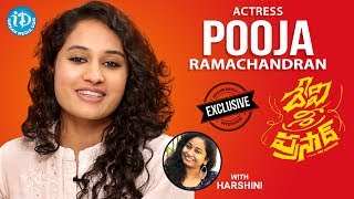 Actress Pooja Ramachandran Exclusive Full Interview || #DeviSriPrasadMovie || Talking Movies - IDREAMMOVIES