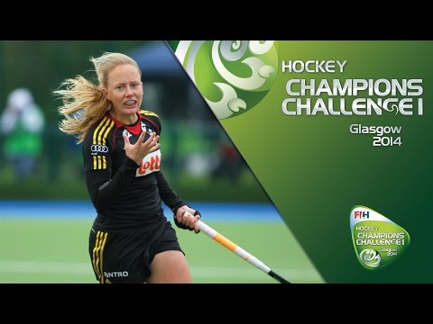 2nd Pool B v 3rd Pool A Quarter-final - Women's Champions Challenge I