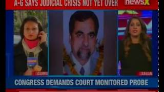 SC to hear petitions on Justice Loya's death; Congress demands court monitored probe - NEWSXLIVE