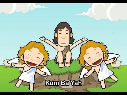 Muffin Songs – Kum Ba Yah (Kumbaya My Lord)  İngilizce Tekerlemeler ve İngilizce Çocuk Şarkılar
