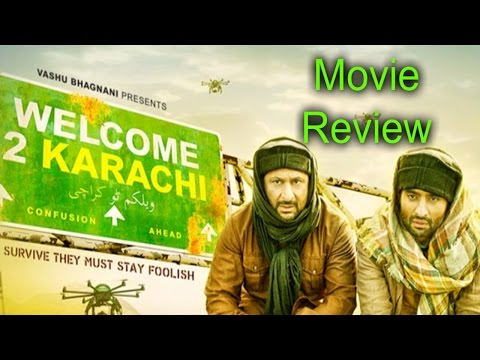 Film Review - Welcome 2 Karachi