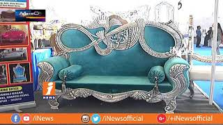Tent Decor And Catering India 2019 Expo At Hitex Exhibition In Hyderabad | Metro Colours | iNews - INEWS