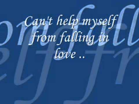 Can't Help Myself Lyrics- Toni Gonzaga