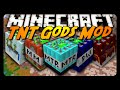 Minecraft: THE TNT GODS MOD! (Too Much TNT)