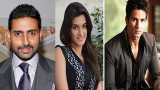 Abhishek Bachchan Rejects lucrative Alcohol brand deal, Shahid kapoor & Kriti Sanon's next delayed.
