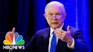 Sessions: Communities Need Involuntary Commitment Option For Mentally Ill & Dangerous | NBC News - NBCNEWS