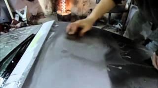 Замывка грунта подготовка к окраске авто  http://emita.ucoz.ru/