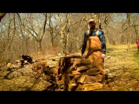 How to Stack Firewood for Seasoning and Storage