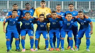 Team India rises 3 places to 102nd spot in FIFA rankings - TIMESOFINDIACHANNEL