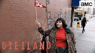 'The Pros & Cons of Plum's New Voice' Inside Ep. 108 BTS | Dietland - AMC