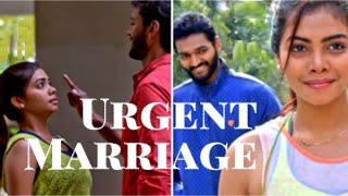 అర్జెంట్ మ్యారేజ్ | Urgent Marriage (Telugu) | Comedy short film by Madhu Babu - YOUTUBE