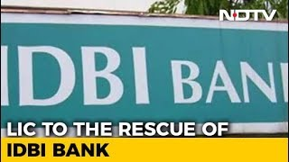 LIC Board Approves Acquisition Of Up To 51% Stake In IDBI Bank - NDTV