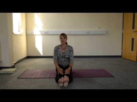 Short hatha yoga sequence