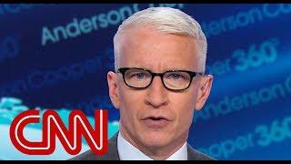 Anderson Cooper calls out Trump's lie - CNN
