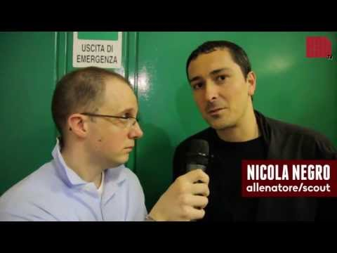 "Intervista a Nicola Negro: ""Con Nikolova in campo Conegliano a gara 5"""